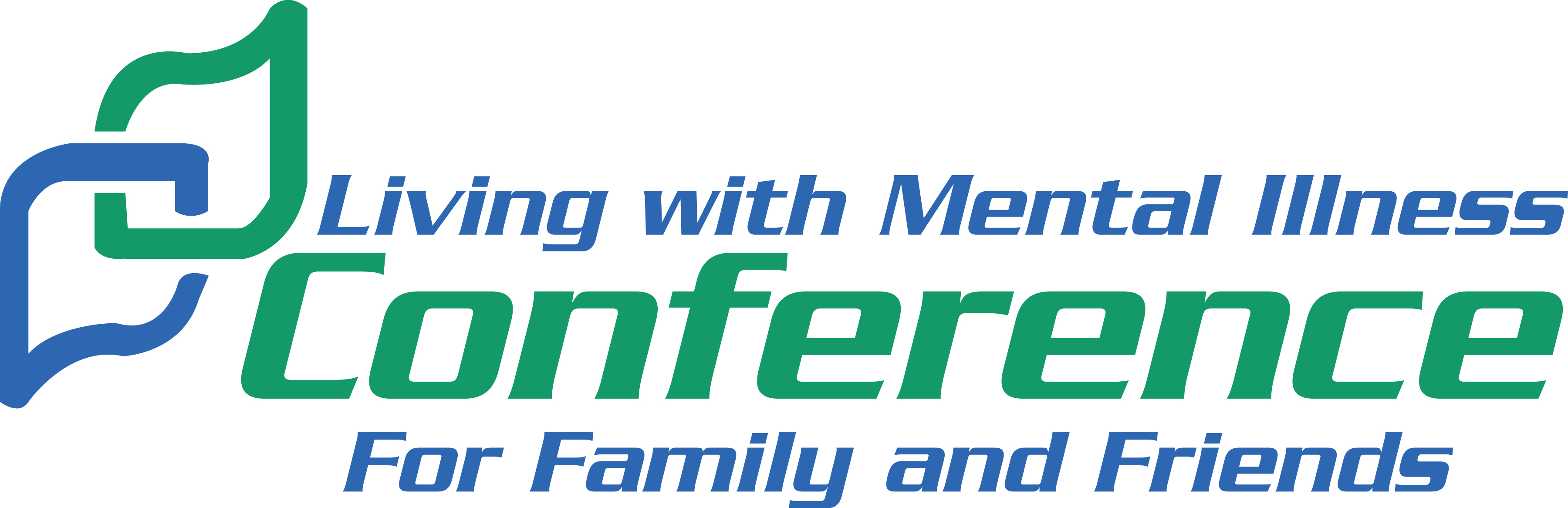Living with Mental Illness Conference Logo
